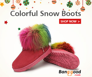 Banggood Fashion -Women Boots