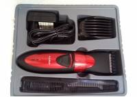 Electric Waterproof Rechargeable Men Hair Clipper Trimmer
