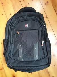 Men Women Polyester Business Big Capacity Computer Shoulders Bag Backpack