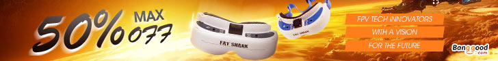 Up to 50% Coupon For Fatshark RC Promotion
