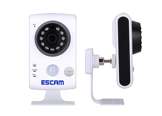 Escam QF502 Keeper 720P PIR Alarm Security IP Camera
