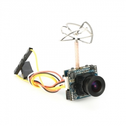 Eachine MC02 AIO 5.8G 40CH 900TVL 25MW to 200MW Switchable VTX 1/3 Cmos FPV Camera
