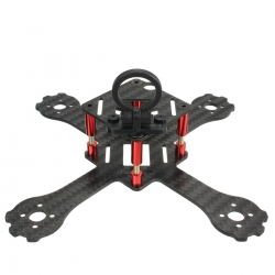 Eachine Falcon 120 3mm Arm Carbon Fiber Frame kit