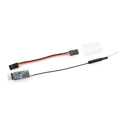 Tiny Frsky 8CH Receiver Compatible With FRSKY X9D Plus DJT DFT DHT For QX95 QX90 QX80 DIY Micro Quadcopter