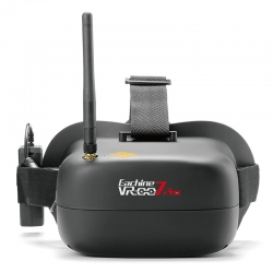 Eachine VR-007 Pro VR007 5.8G 40CH HD FPV Goggles 4.3 Inch Video Headset With 3.7V 1600mAh Battery