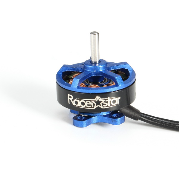 4X Racerstar Racing Edition 1103 BR1103 10000KV 1-2S Brushless Motor Dark Blue For 50 80 100 Frame