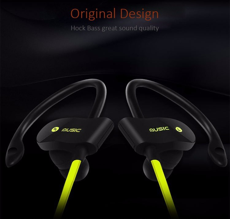 Bakeey™  S4 Sport Running Splash-proof Sweatproof CSR4.1 Bluetooth Earphone for Samsung Xiaomi iPhone7