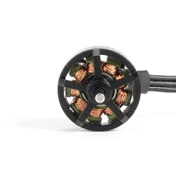 4X Racerstar Racing Edition 1103 BR1103 10000KV 1-2S Brushless Motor Black For 50 80 100 Multirotor