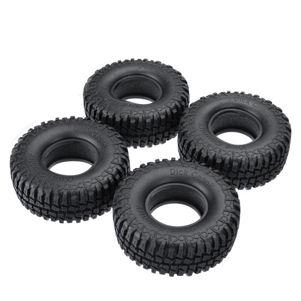 AUSTAR 4PCS Tires With Sponge Diameter 100mm For Climbing Car