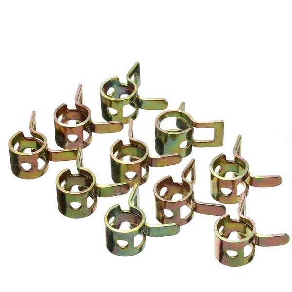 6Star Medium Small Metal Fuel Clip/ Fuel Clamp 5.8mm 4.65mm For RC Airplane