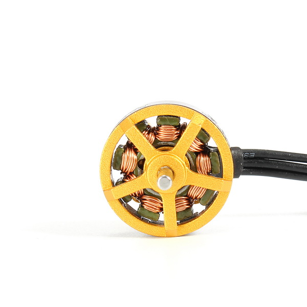 4X Racerstar Racing Edition 1103 BR1103 6500KV 1-2S Brushless Motor Gold For 50 80 100 Multirotor
