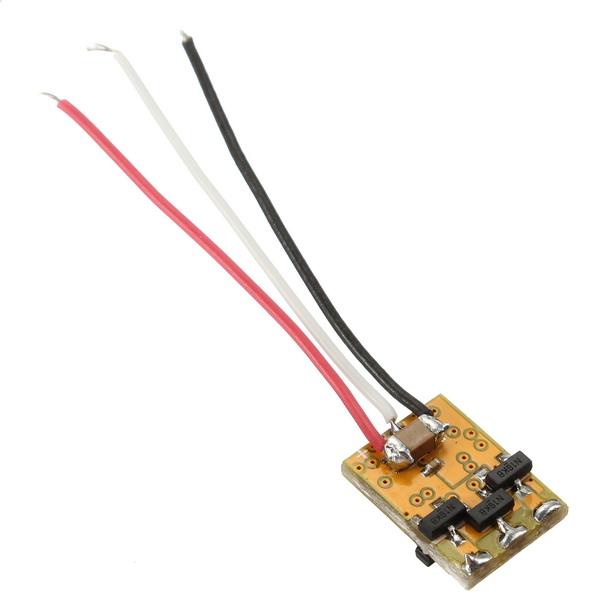 Racerstar A1S 3A Blheli 1S Super Mini Brushless ESC 12*8.5*4mm  For RC Multirotors