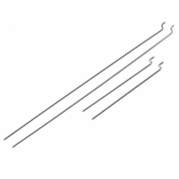 X-uav Mini Talon EPO 1300mm V-tail FPV Aircraft Spare Part Push Rod Set LY-S07-09