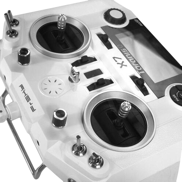 FrrSky ACCST Taranis Q X7 2.4GHz 16CH Transmitter White Black (Pre-Sale only)