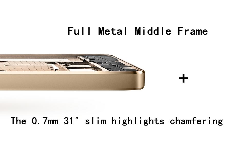 Nubia Z9 Classic Edition 5.2-Inch FHD 32GB ROM 3G RAM Qualcomm810 4G Smartphone