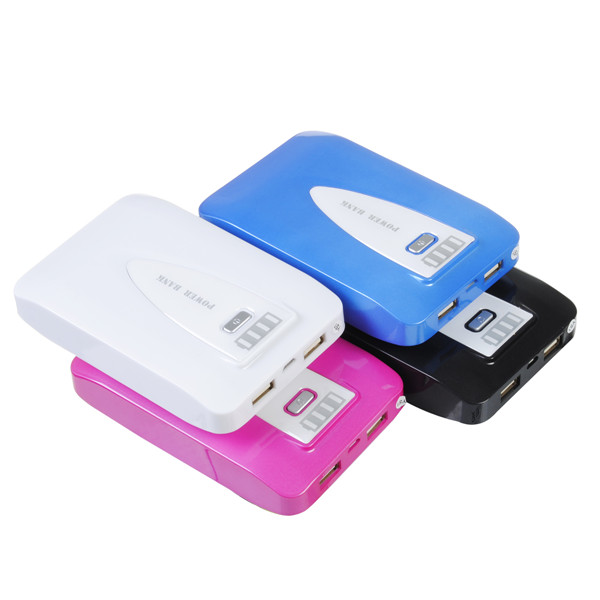 10400mAh External Battery Power Bank Charger For Tablet Cellphone