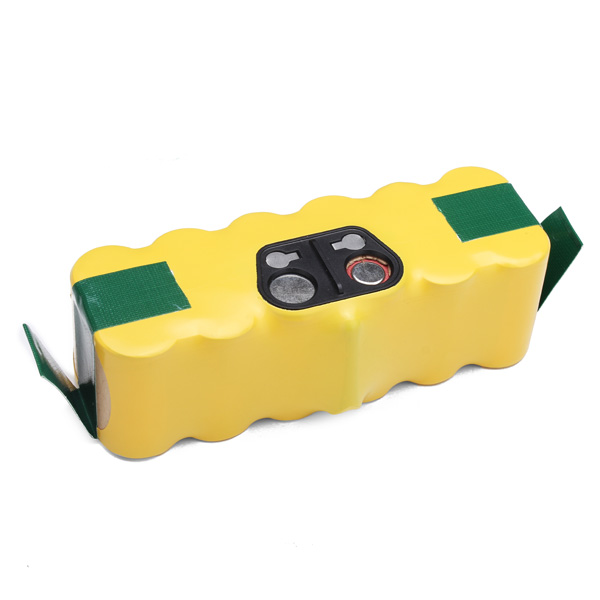 14.4V 3500mAh Ni-Mh Replacement Battery Pack for iRobot Roomba от Banggood INT