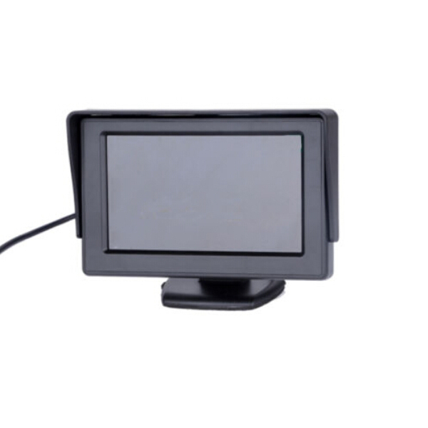 FPV 4.3 Inch TFT LCD Monitor Screen For RC Models wondlan wm701d professional portable hd sdi monitor hdmi video tft field 7 screen inch camera lcd dslr audio 1024 600