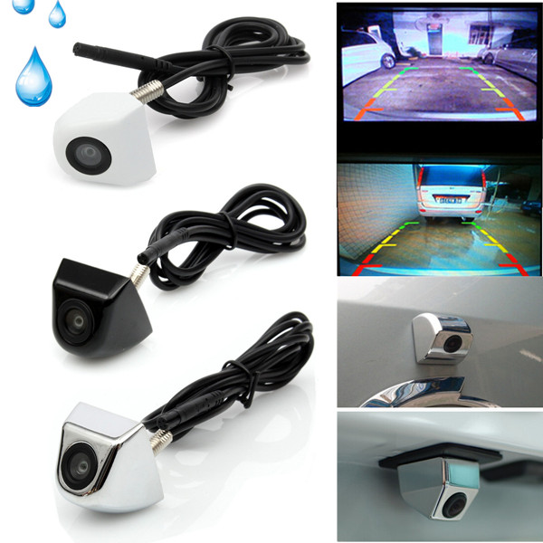 Car Rear View Night Camera Reverse Backup Parking Camera Waterproof car reverse rear camera 4 3 tft lcd monitor 2 in 1 parking system for peugeot 3008 3008cc 5d crossover 2008 2012