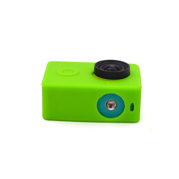 Silicon Protective Soft Rubber Case Cover Skin for Xiaomi Yi Camera