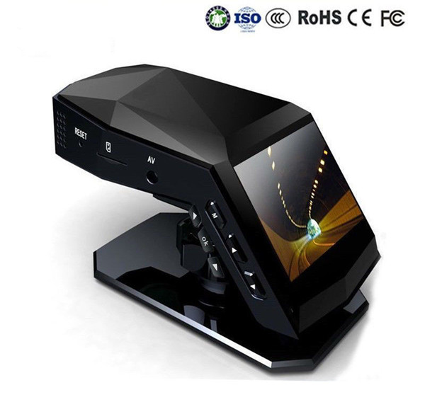 2.0 Inch 1080P Full HD Car DVR Recorder Camera IR Night Vision G-Sensor