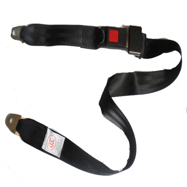 Car Seat Belt Two Point Seatbelt For Van/School Bus/Passenger Car