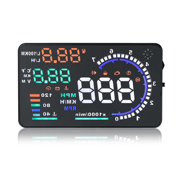 A8 5.5inch Car HUD Head Up Display