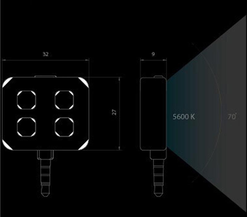 Photography LED Flash