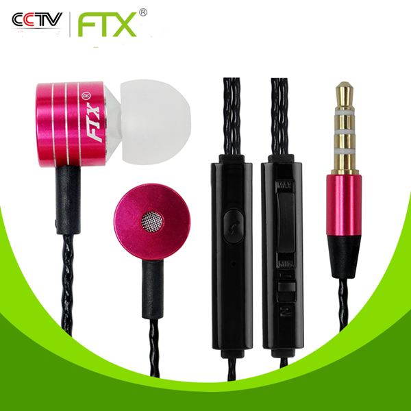 JTX F801 Earphones