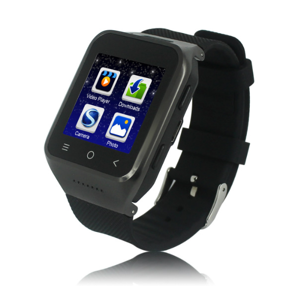 ZGPAX S8 1.54-inch MTK6572 Dual-core Android 4.4 Smart Watch Phone