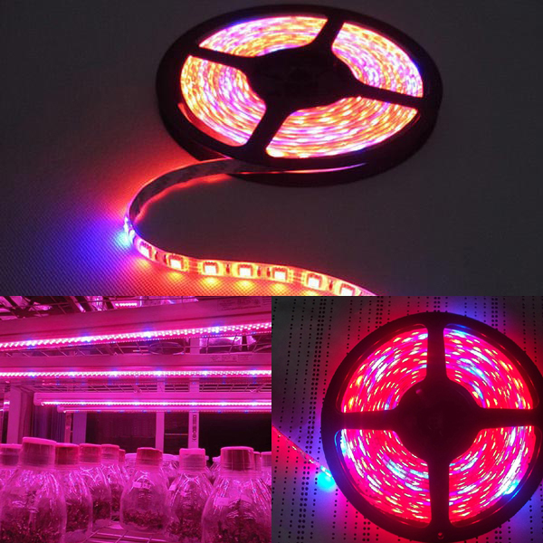 15w LED Waterproof Grow Light Garden Plant Nursery Fill Light Strip
