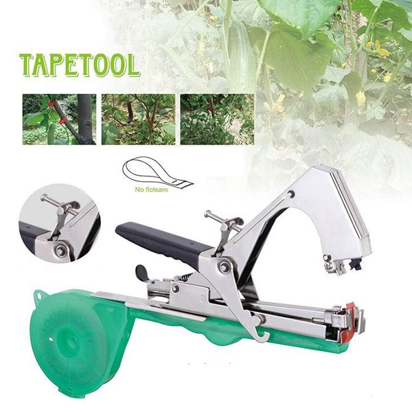 Plant Hand Tying Binding Machine Garden Flower Vegetable Tapetool home intelligent fully automatic american style coffee machine drip type small is grinding ice cream teapot one machine