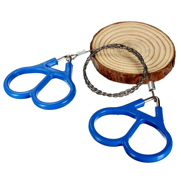 Steel Wire Saw Scroll Outdoor Hiking Camping Survival Portable Tool набор джиг 5 шт