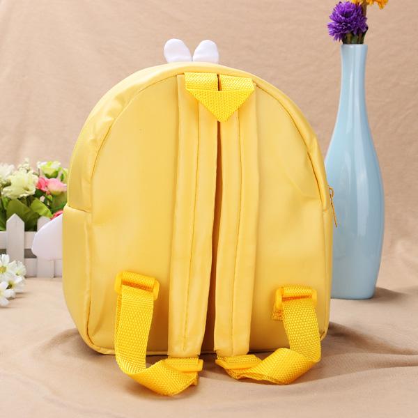 Baby Children Bee Backpacks Cartoon School Bag Bookbag