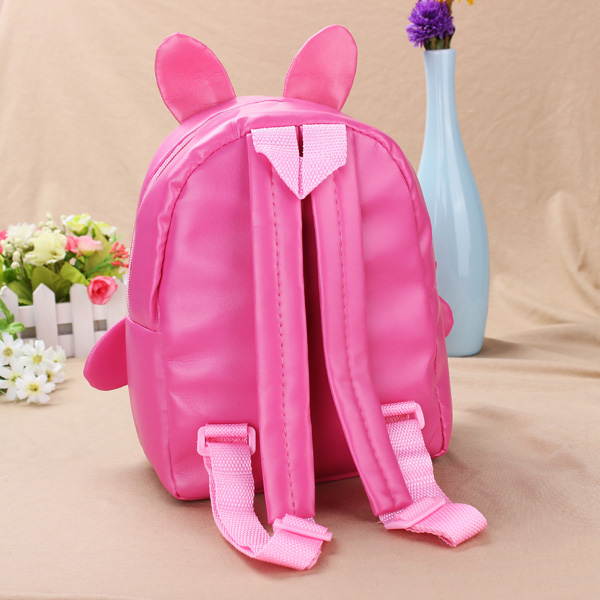 Baby Children Rabbit Backpacks Cartoon School Bag Bookbag