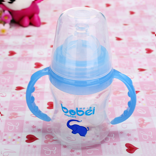 Baby Automatic Temperature Sensing 150ml Feeding Milk Bottle