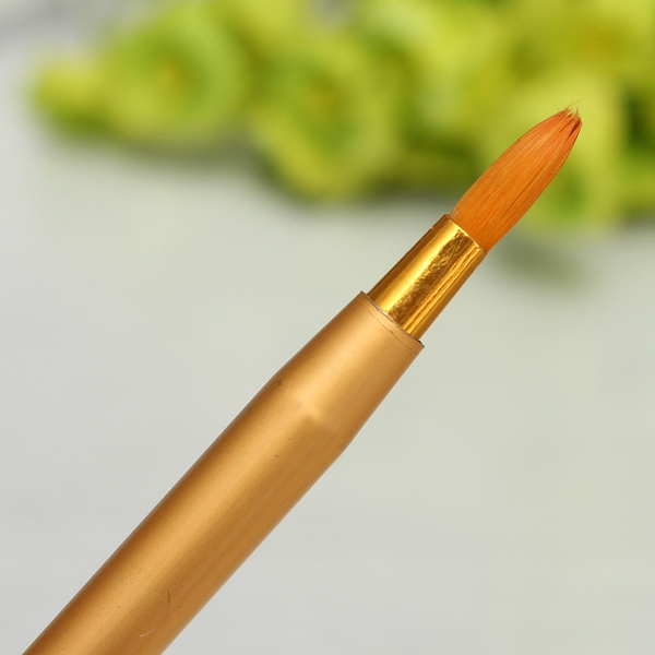 Retractable Telescopic Makeup Cosmetic Lip Outline Brush