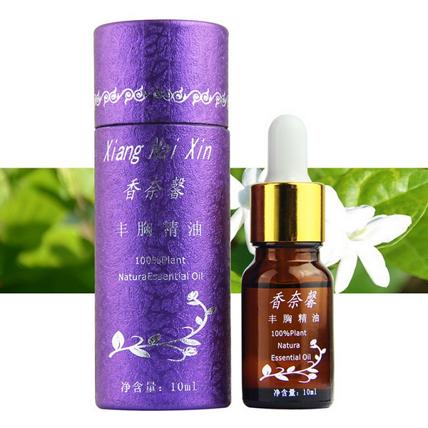 10ml Breast Enlargement Essential Oils Chest Firming Massage Oil