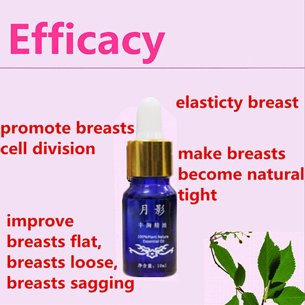10ml Breast Enlargement Essential Oils Chest Firming Massage Cream