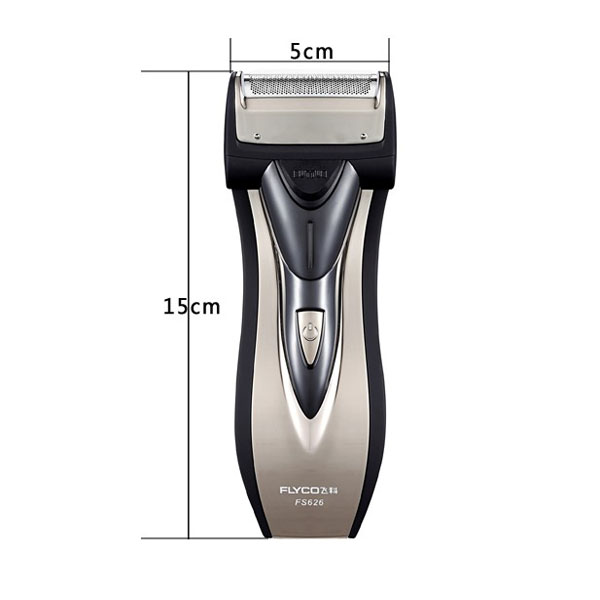 FLYCO FS626 Rechargeable Reciprocating Plug And Play Electric Shaver