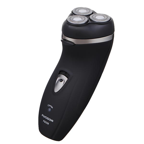 FLYCO FS335 Razor 3 Heads Electric Rotary Washable Shaver
