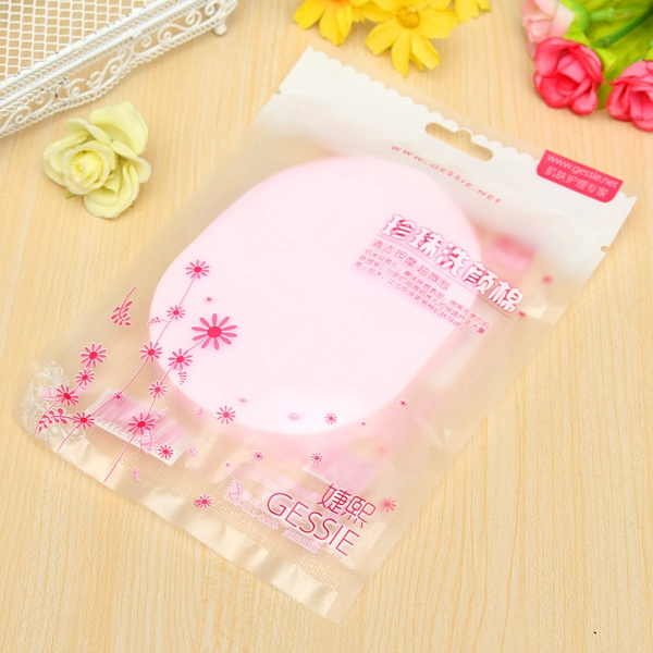 Natural Facial Cleansing Sponge Solf Face Wash Puff
