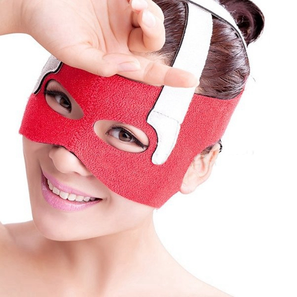Thin Face Mask Face-lift Cogit Facial Skin Firming Slimming Belt