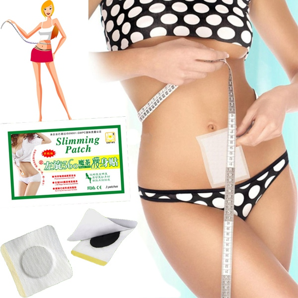 15Pcs Slimming Patch Weight Loss Burning Fat Detox Magic Tea Sticker