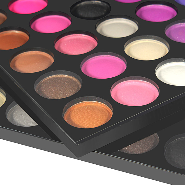 120 Full Colors Makeup Cosmetic Eyeshadow Palette Set