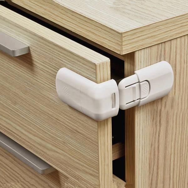 Шкафа ящика дверь пряжкой блокировки для безопасности дома