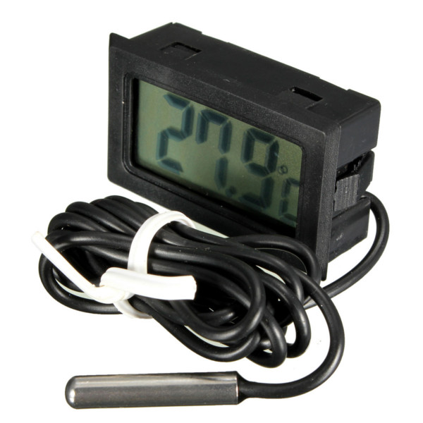 Digital Probe Embedded Thermometer