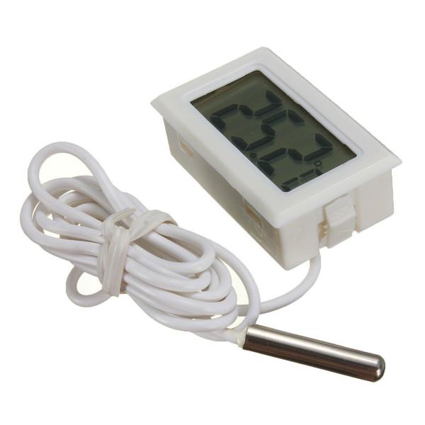 Digital Probe Embedded Thermometer