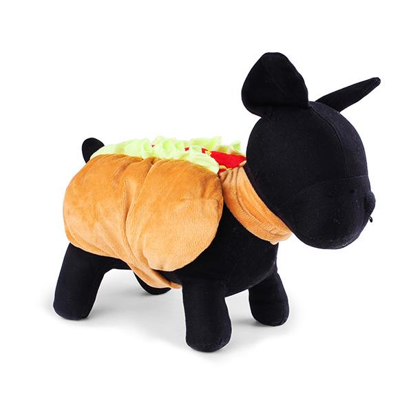 Pet Hot Dog Hamburger Clothes