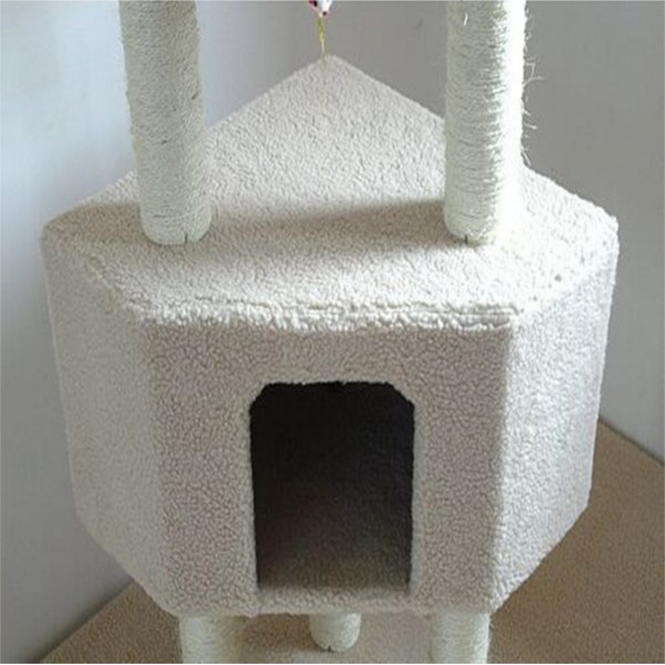 Cat Condo Scratching Pad